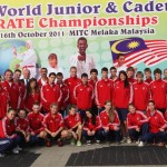 7th World Junior-Cadet Championships & 2nd -21 Cup