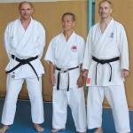 Takeji Ogawa, Peter Krcho, Miroslav Nosáľ