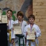 Družstvo mladších žiakov obsadilo 3 miesto