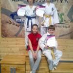1. kolo Slovenského pohára detí, žiakov a mladších dorastencov 2012