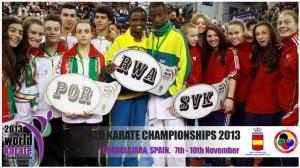 8. Majstrovstvá sveta kadetov a juniorov
