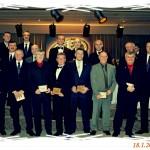 Ocenení funkcionári, tréneri a rozhodcovia