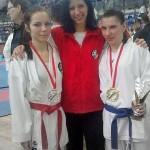 Dominka, Lucia a Jarka
