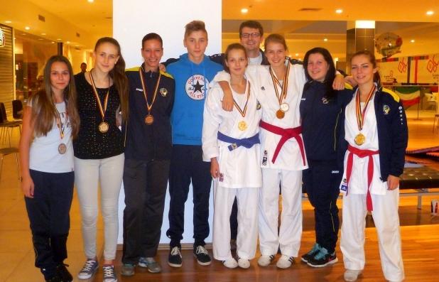 Bihor open 2014 title