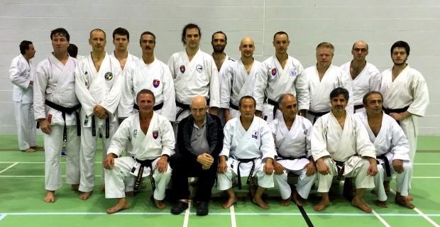 Seiwakai Seminar London Title