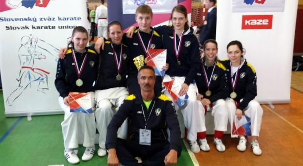 MSR Seniorov 2016, Zilina title