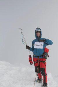 """Miško """"Kavenka"""" na najvyššom vrchu Južnej Ameriky - Aconcagua 6 959 m n. m."""